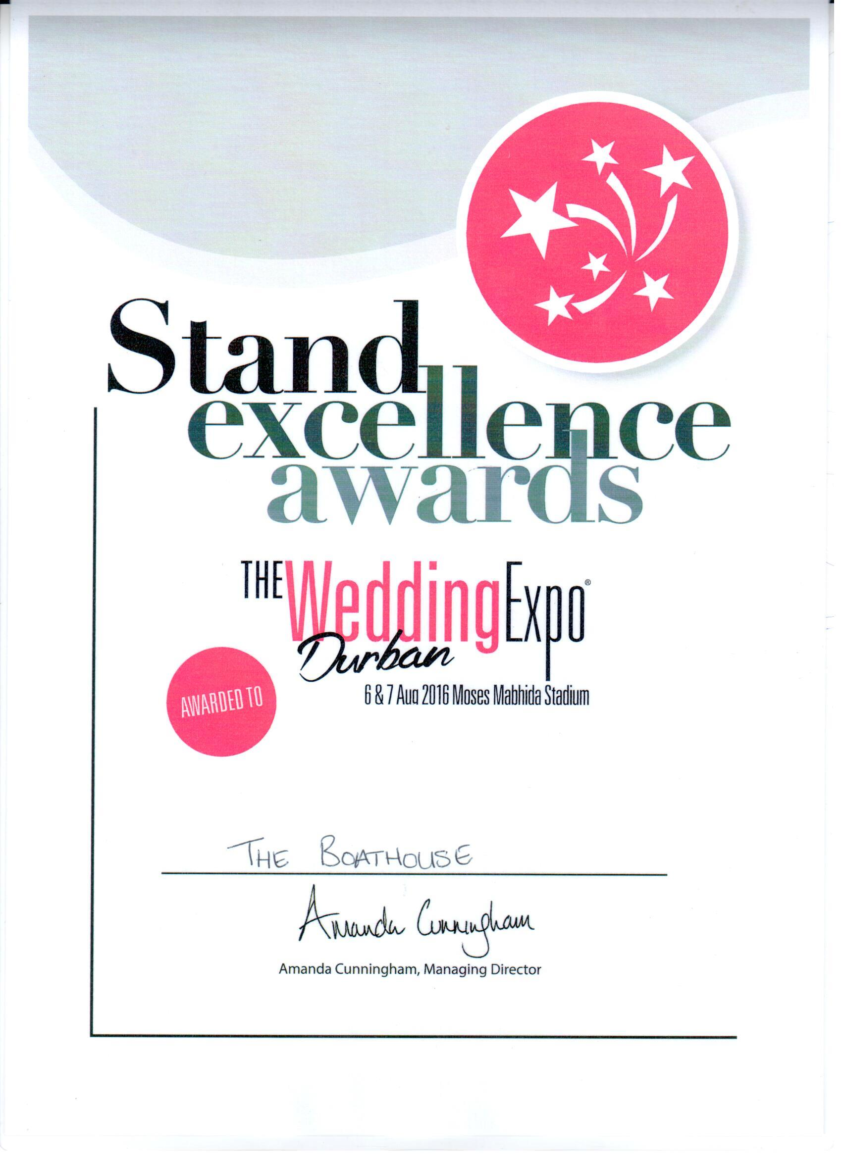 The Wedding Expo 2016